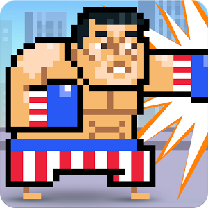 Tower Boxing Icono