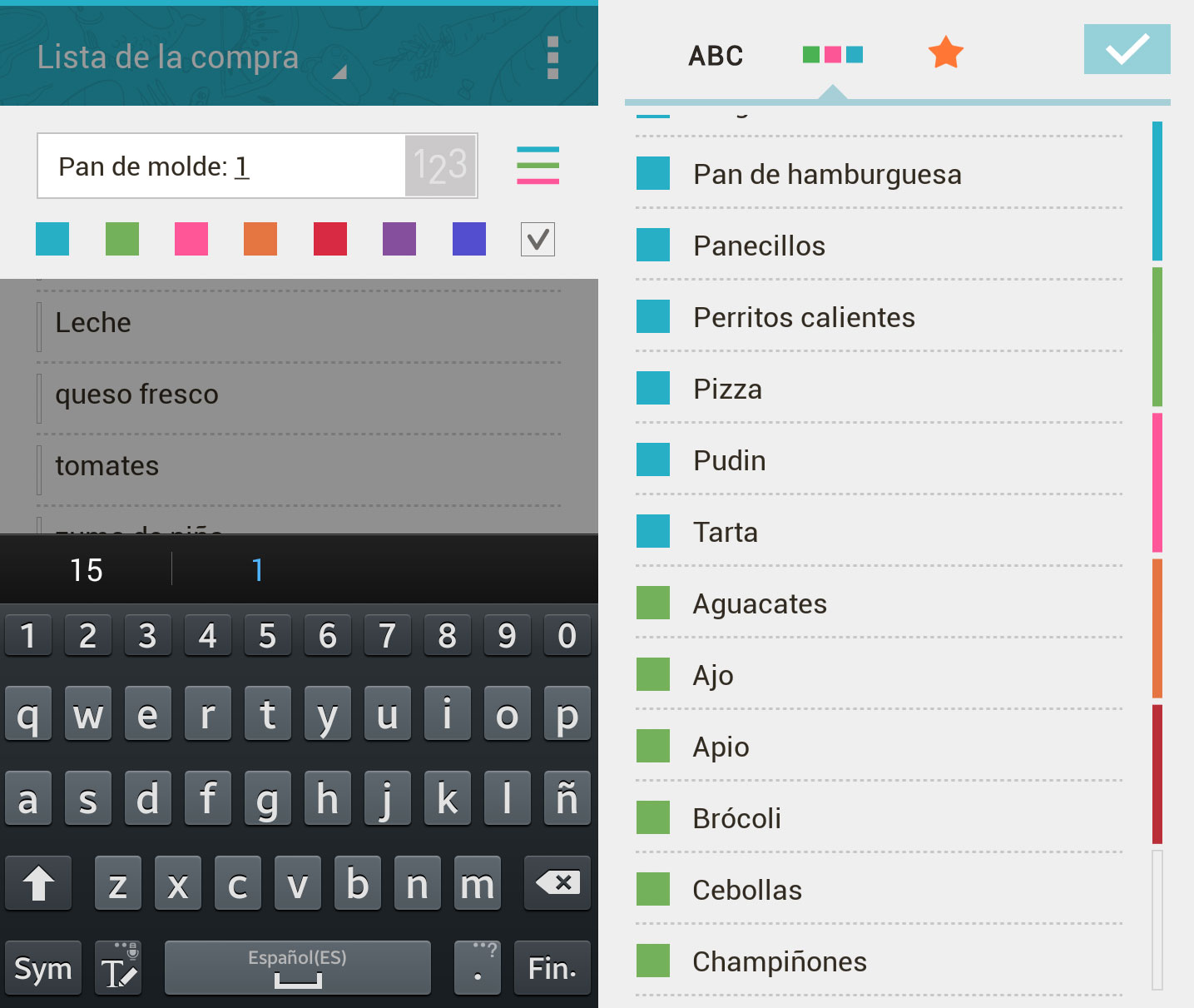 Buy-Me-a-Pie-Lista-Compra-Android