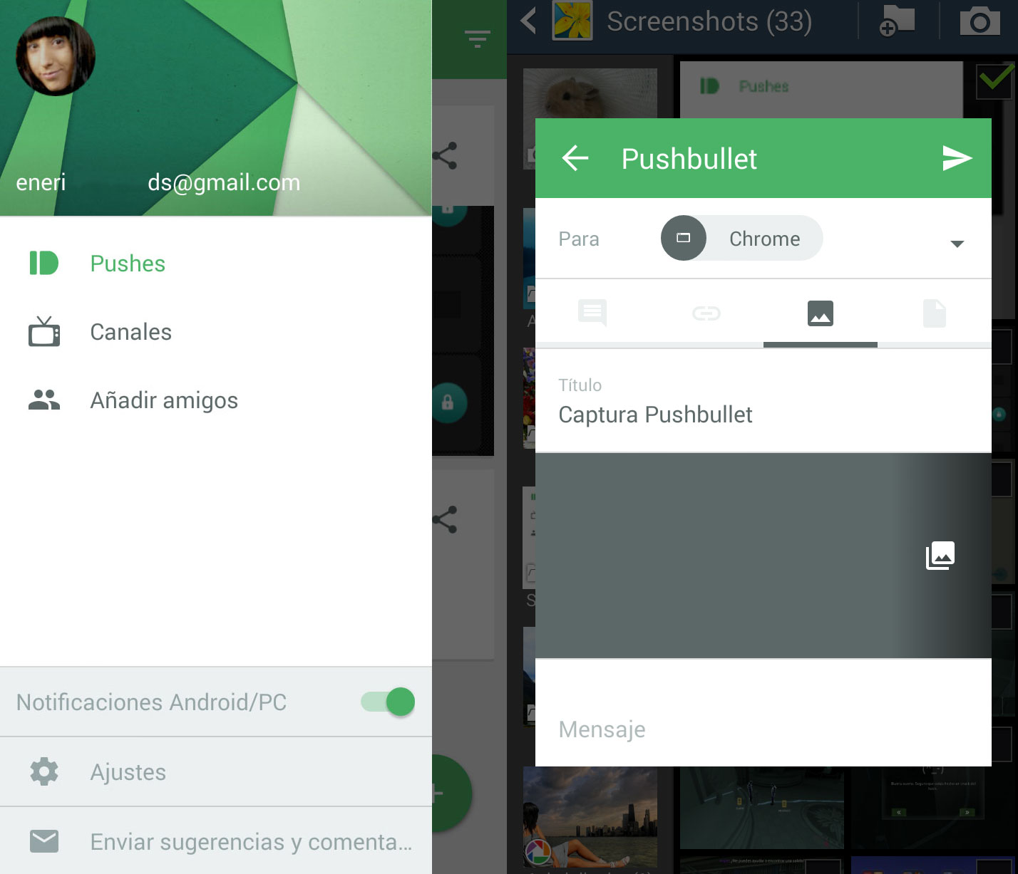 Pushbullet-app-Android
