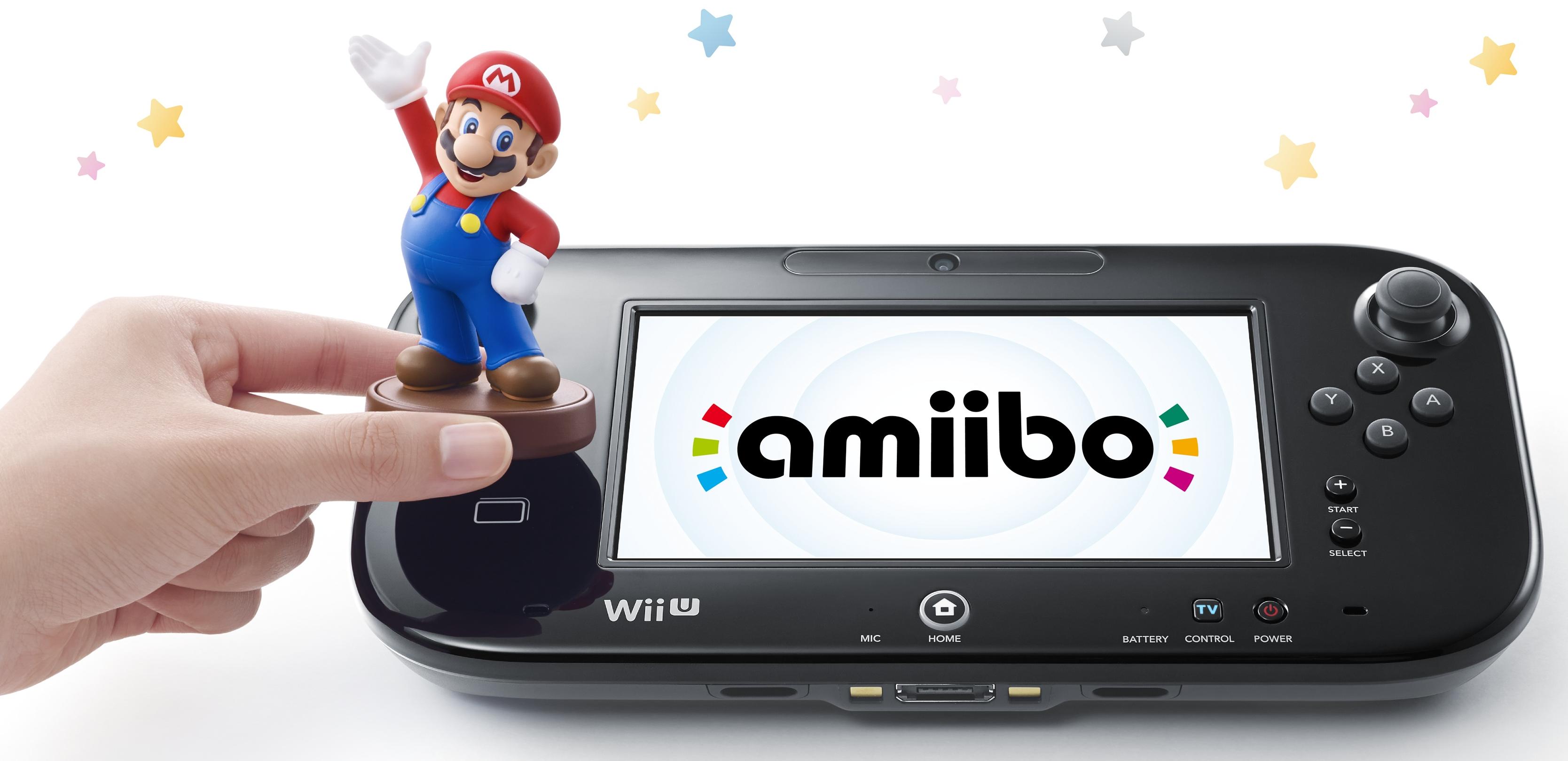 Amiibo Wii U