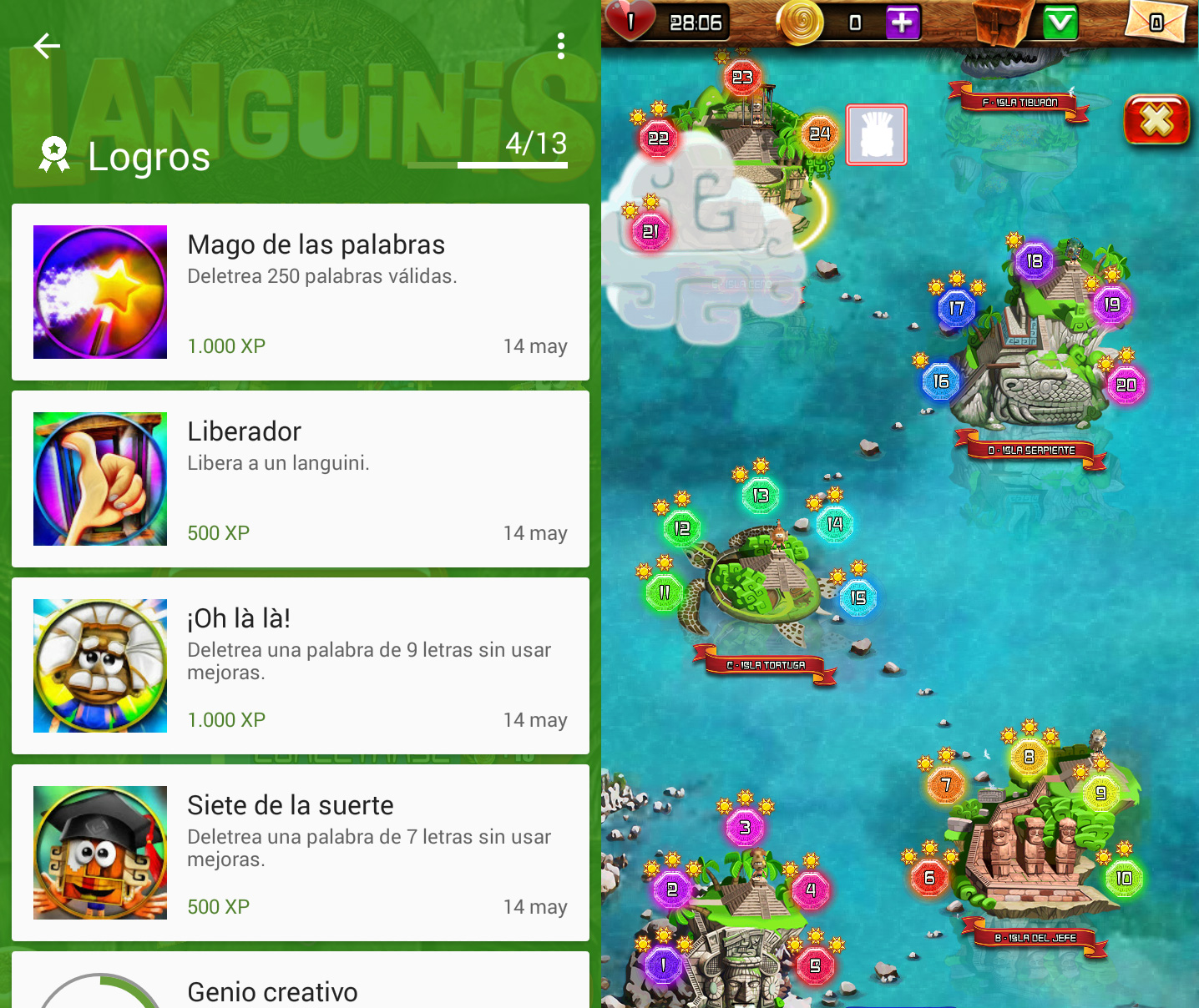 Languinis-Android