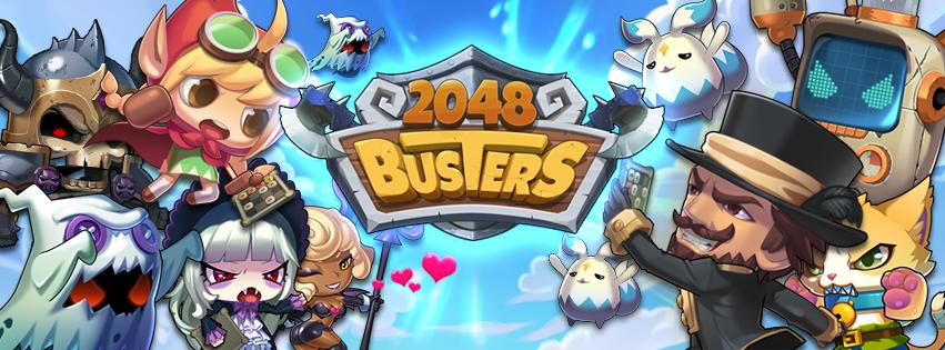 2048 Busters Imagen