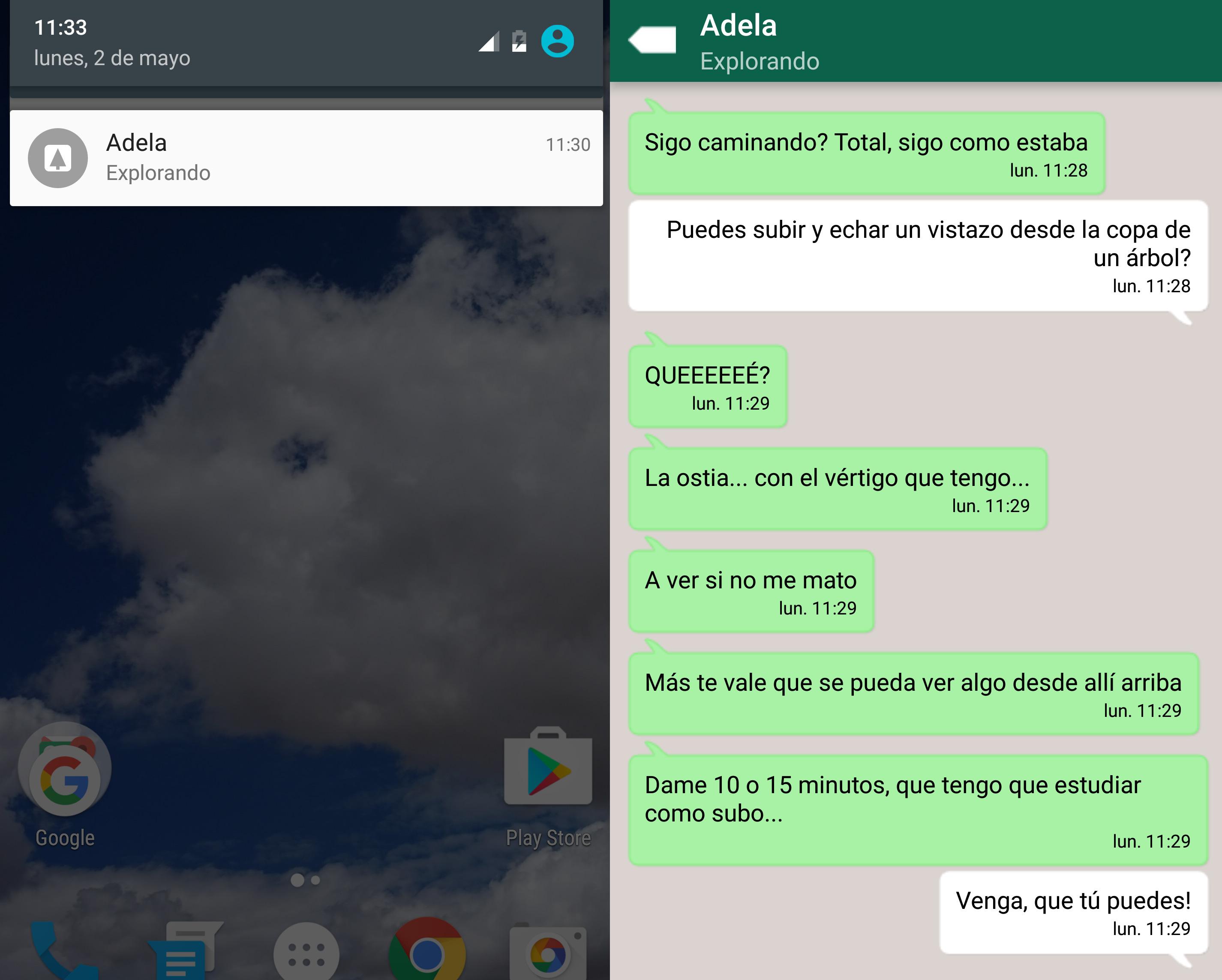 Adela-Juego-Aventura-Android